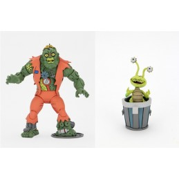 TMNT TEENAGE MUTANT NINJA TURTLES ULTIMATE MUCKMAN ACTION FIGURE NECA