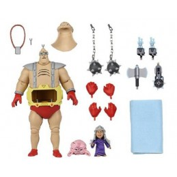 NECA TMNT TEENAGE MUTANT NINJA TURTLES ULTIMATE KRANG ACTION FIGURE