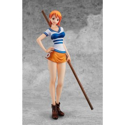 ONE PIECE POP PLAYBACK MEMORIES NAMI STATUA FIGURE MEGAHOUSE