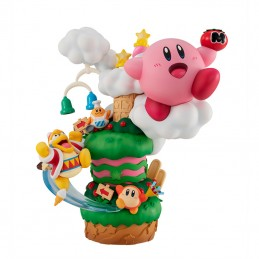 KIRBY SUPER STAR GOURMET RACE STATUA FIGURE MEGAHOUSE