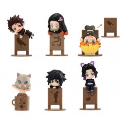 DEMON SLAYER OCHATOMO SERIES BOX SET MINI FIGURE MEGAHOUSE