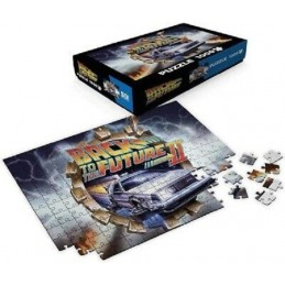 BACK TO THE FUTURE II 1000 PIECES PEZZI JIGSAW PUZZLE 48x68cm SD TOYS