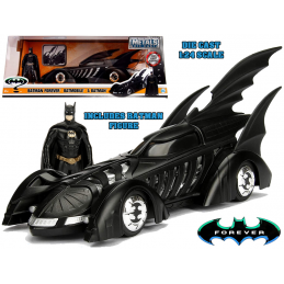 BATMAN FOREVER BATMOBILE DIE CAST 1/24 MODEL JADA TOYS