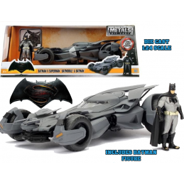 BATMAN V SUPERMAN BATMOBILE DIE CAST 1/24 MODEL JADA TOYS