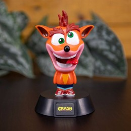 PALADONE PRODUCTS CRASH BANDICOOT 3D ICON LIGHT LAMPADA