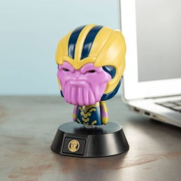 PALADONE PRODUCTS MARVEL THANOS 3D ICON LIGHT LAMPADA