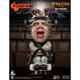 STAR ACE A CLOCKWORK ORANGE ALEX DELARGE DEFO REAL STATUE FIGURE
