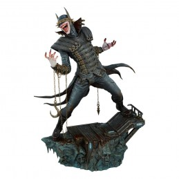 SIDESHOW DC COMICS THE BATMAN WHO LAUGHS 61CM PREMIUM FORMAT STATUE FIGURE