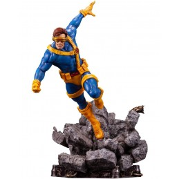MARVEL COMICS X-MEN CYCLOPS FINE ART 40CM STATUA FIGURE KOTOBUKIYA