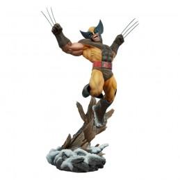 MARVEL COMICS X-MEN WOLVERINE 52CM PREMIUM FORMAT STATUA FIGURE SIDESHOW