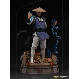 IRON STUDIOS MORTAL KOMBAT RAIDEN ART SCALE 1/10 STATUE FIGURE