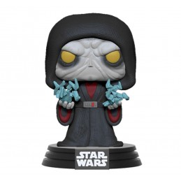 FUNKO POP! STAR WARS REVITALIZED PALPATINE BOBBLE HEAD FIGURE FUNKO