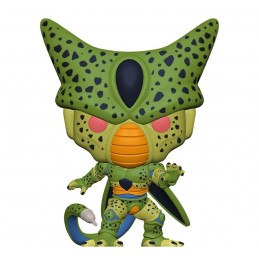FUNKO POP! DRAGON BALL Z CELL FIRST FORM BOBBLE HEAD FIGURE FUNKO
