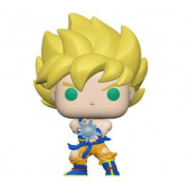 FUNKO FUNKO POP! DRAGON BALL Z SUPER SAIYAN GOKU KAMEHAMEHA BOBBLE HEAD FIGURE