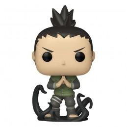 FUNKO FUNKO POP! NARUTO SHIKAMARU NARA BOBBLE HEAD FIGURE