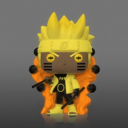 FUNKO FUNKO POP! NARUTO SIX PATH SAGE GLOW BOBBLE HEAD FIGURE