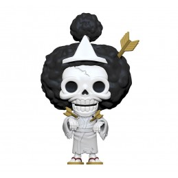 FUNKO FUNKO POP! ONE PIECE BROOK BOBBLE HEAD FIGURE
