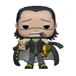 FUNKO FUNKO POP! ONE PIECE CROCODILE BOBBLE HEAD FIGURE