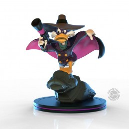 DARKWING DUCK Q-FIG FIGURE QUANTUM MECHANIX