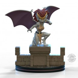 GARGOYLES Q-FIG DEMONA FIGURE QUANTUM MECHANIX