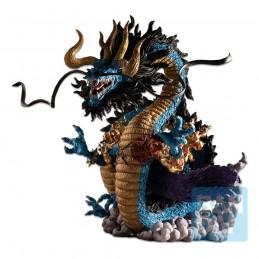 BANDAI ONE PIECE ICHIBANSHO KAIDOU EX DEVILS STATUE FIGURE