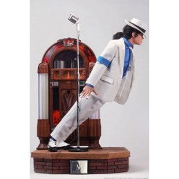 MICHAEL JACKSON SMOOTH CRIMINAL DELUXE EDITION 60CM STATUA FIGURE PURE ARTS