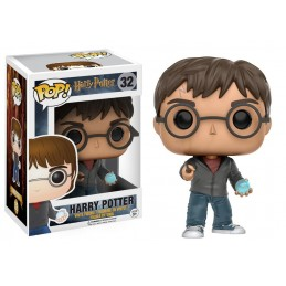 FUNKO POP! HARRY POTTER - HARRY WITH PROPHECY BOBBLE HEAD KNOCKER FIGURE
