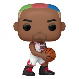 FUNKO FUNKO POP! NBA DENNIS RODMAN CHICAGO BULLS BOBBLE HEAD FIGURE