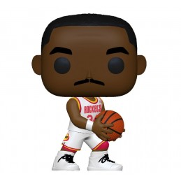FUNKO FUNKO POP! NBA HAKEEM OLAJUWON ROCKETS BOBBLE HEAD FIGURE