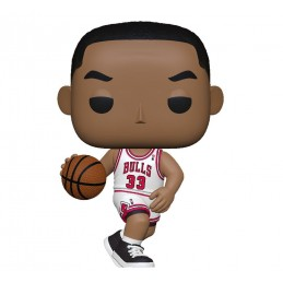 FUNKO FUNKO POP! NBA SCOTTIE PIPPEN CHICAGO BULLS BOBBLE HEAD FIGURE