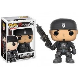 FUNKO POP! GEARS OF WAR - MARCUS FENIX BOBBLE HEAD KNOCKER FIGURE