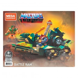 MASTERS OF THE UNIVERSE MEGA CONSTRUX BATTLE RAM SET MATTEL