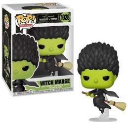 FUNKO FUNKO POP! THE SIMPSONS WITCH MARGE BOBBLE HEAD FIGURE