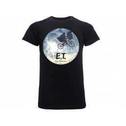 MAGLIA T SHIRT E.T. THE EXTRA TERRESTRIAL