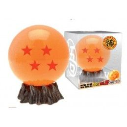PLASTOY DRAGON BALL BANK CRYSTAL BALL SPHERE BANK