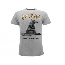 MAGLIA T SHIRT HARRY POTTER TALKING HAT