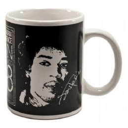 JIMI HENDRIX CERAMIC MUG TAZZA IN CERAMICA PYRAMID INTERNATIONAL