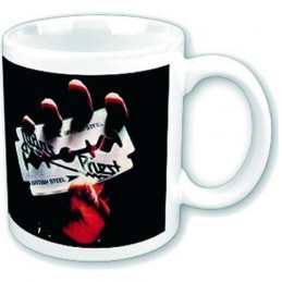 JUDAS PRIEST CERAMIC MUG TAZZA IN CERAMICA PYRAMID INTERNATIONAL