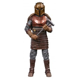 HASBRO STAR WARS THE MANDALORIAN THE BLACK SERIES THE ARMORER ACTION FIGURE