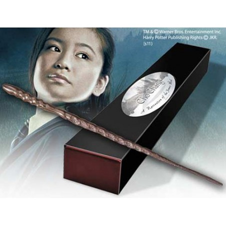HARRY POTTER WAND CHO CHANG REPLICA BACCHETTA