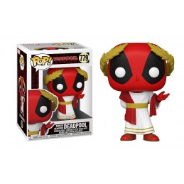 FUNKO FUNKO POP! ROMAN SENATOR DEADPOOL BOBBLE HEAD FIGURE