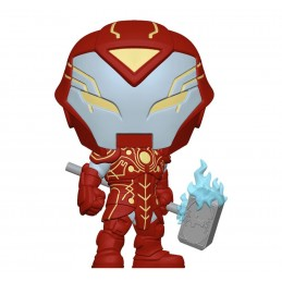 FUNKO FUNKO POP! MARVEL INFINITY WARPS IRON HAMMER BOBBLE HEAD FIGURE