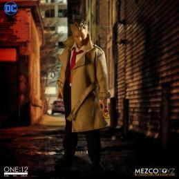 MEZCO TOYS JOHN CONSTANTINE CLOTH ONE:12 DELUXE ACTION FIGURE