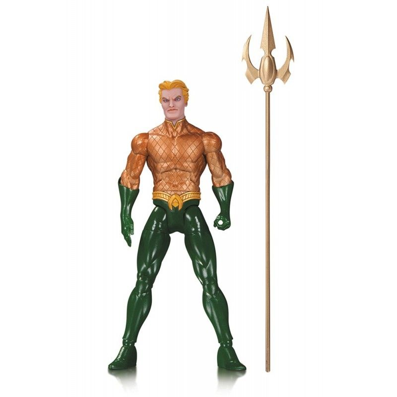 DC COMICS GREG CAPULLO AQUAMAN ACTION FIGURE DC COLLECTIBLES