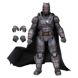 DC COMICS FILMS - BATMAN V SUPERMAN ARMORED BATMAN ACTION FIGURE DC COLLECTIBLES