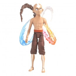 AVATAR THE LAST AIRBENDER SELECT SERIES 4 AANG ACTION FIGURE DIAMOND SELECT