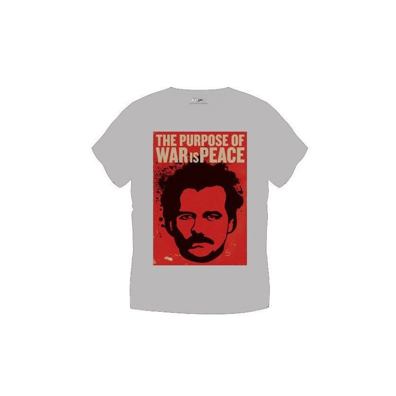 MAGLIA T SHIRT NARCOS THE PURPOSE OF WAR IS PEACE