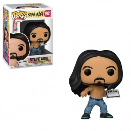 FUNKO POP! STEVE AOKI BOBBLE HEAD KNOCKER FIGURE FUNKO
