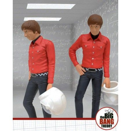 THE BIG BANG THEORY HOWARD WOLOWITZ ACTION FIGURE