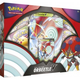 POKEMON COLLEZIONE ORBEETLE-V BOX IN ITALIANO THE POKEMON COMPANY INTERNATIONAL